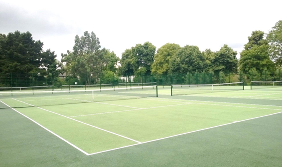 West Ham Park Tennis Courts